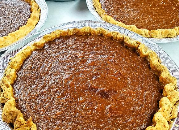 The Midnight Baker: Pies