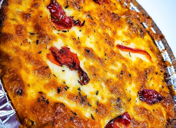 The Midnight Baker: Veggie Lasagna