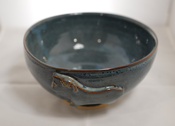 Fire Clay Pottery: #65 - Bowl