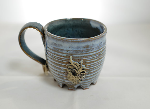 Fire Clay Pottery: #104 - Mug