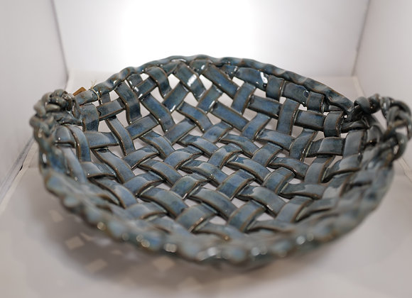 Fire Clay Pottery: #119 - Weaved Bowl