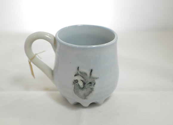 Fire Clay Pottery: #84 - Mug
