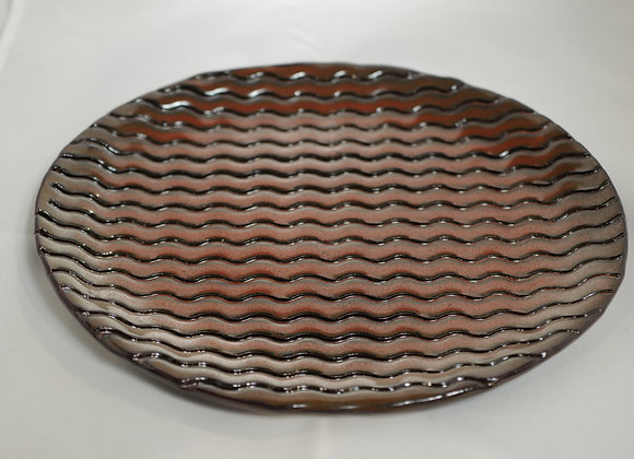 Fire Clay Pottery: #36 - Oval Platter