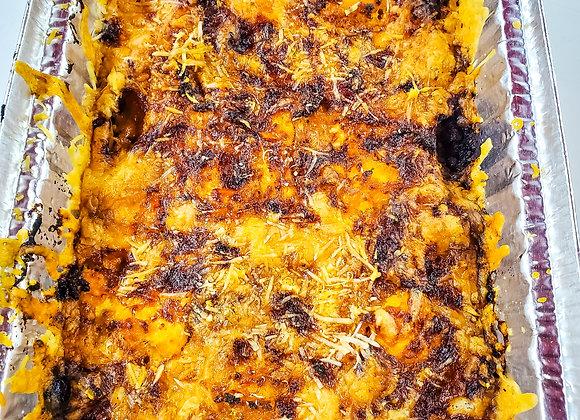 The Midnight Baker: Meat Lasagna