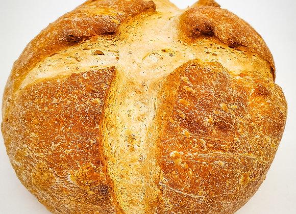 The Midnight Baker: Bread