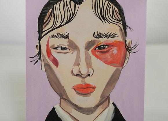 Melanie Fyfe-Baarda -Gouche Painting