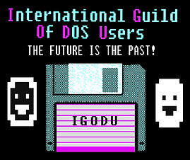 IGODU.ORG - Internatinal Guild of DOS Users