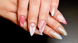 Almond Artificial Nails