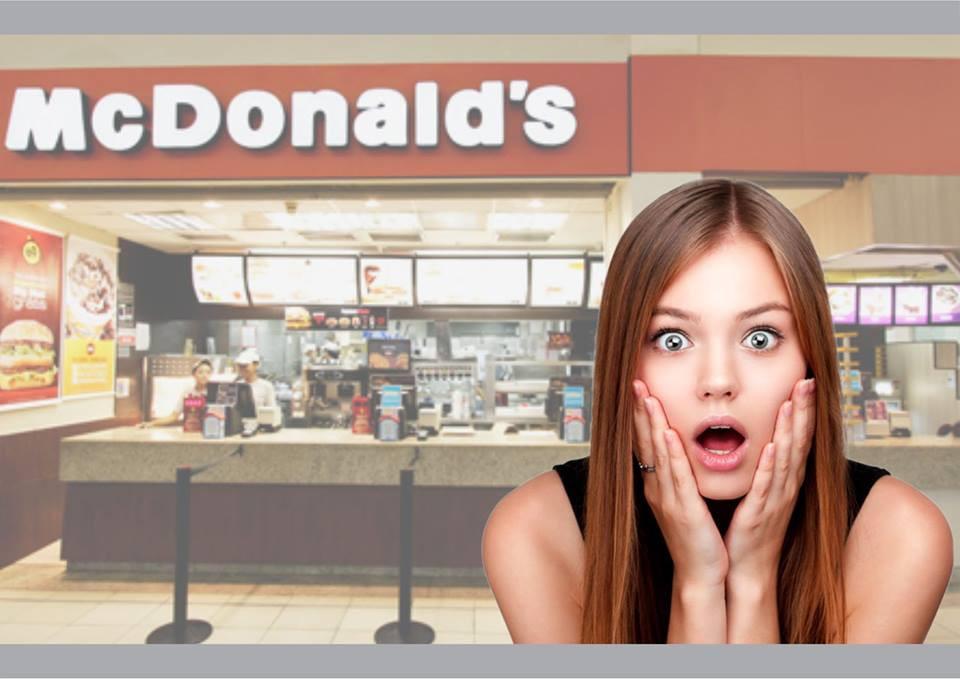 McDonald's Indenização