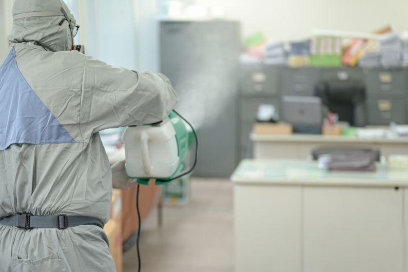 Sanitização de empresas em Recife - PE