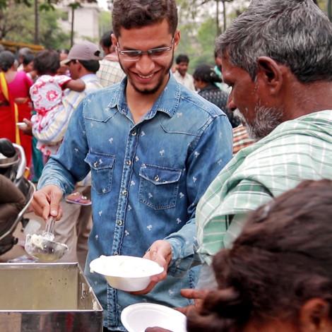 Hunger Has No Religion