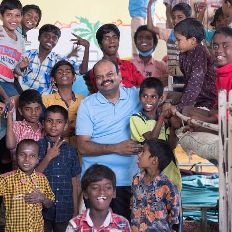 Vidyashram - The Home Of Hope