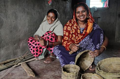 Sagari Basod, Sadhna Basod(LR)- Jhabua,