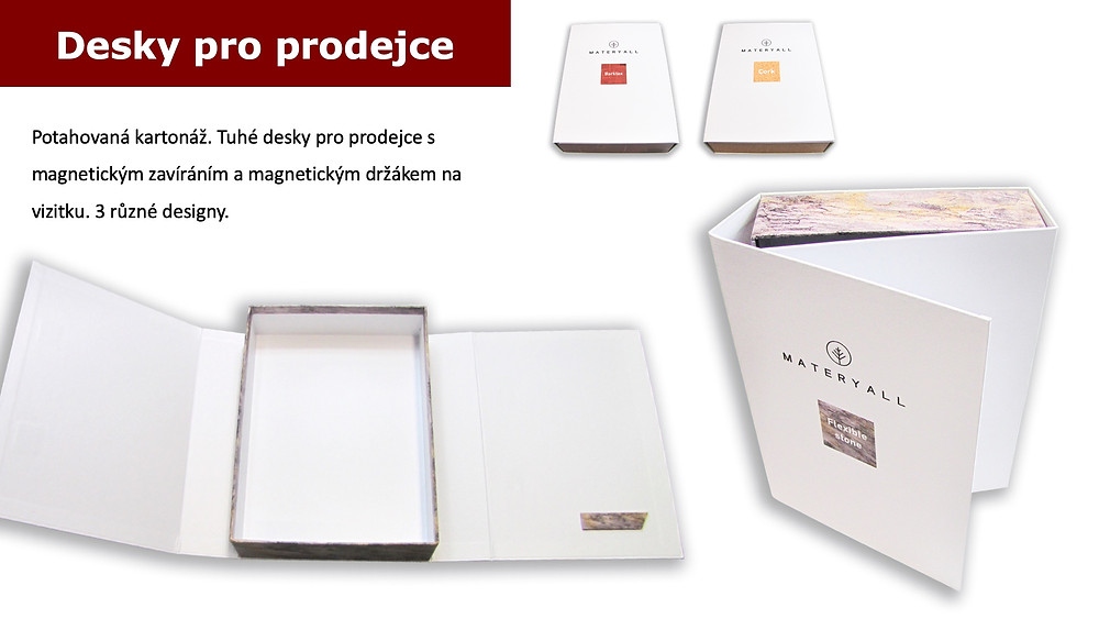 desky pro prodejce
