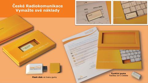 České Radiokomunikace - direct mail
