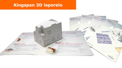Kingspan 3D leták