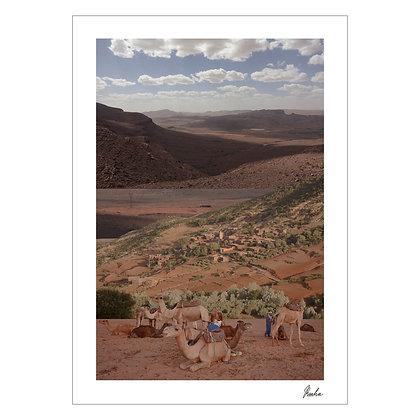 Marrakech to Zagora | Rachel Halili Aquino / Where To Next
