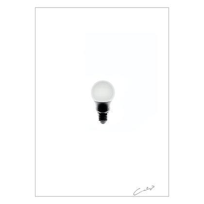 WHITE BULB | Erwin Canlas