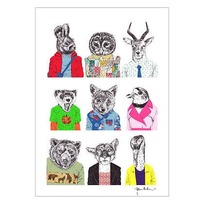 Animal affairs   Brent Sabas