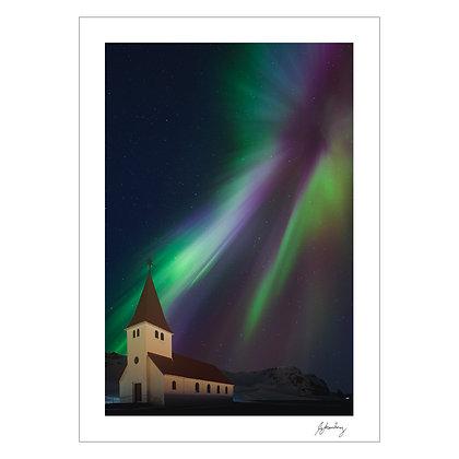 Emerald Angel | Edwin Martinez