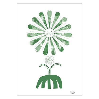 Plant 1 | Camille Dagal