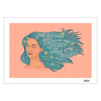 Proverbs 31 Woman | Alikha