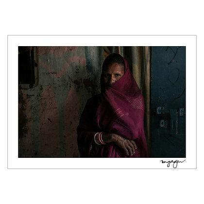 Lady Delhi | Meg Manzano