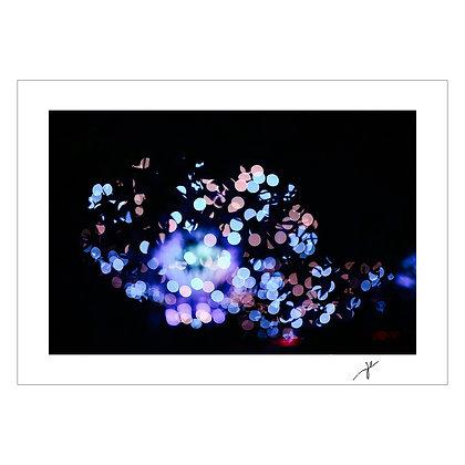 Blurred Lights   M.R. Villar