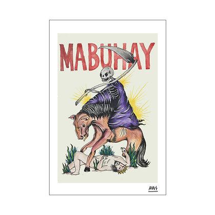 Mabuhay | Auggie Fontanilla