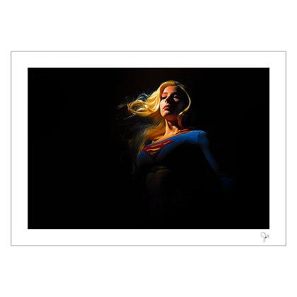 Supergirl Kingdom Come | Jay Tablante