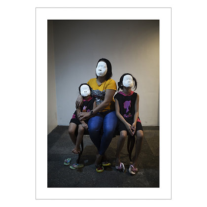 LIFE MASKS (3) | Kiri Dalena