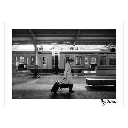 Leaving / Arriving | Tey Clamor