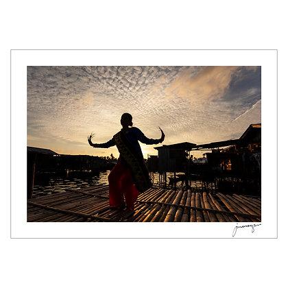 PANGALAY DANCER   Jojo Mamangun