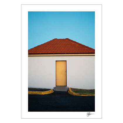 MUSTARD DOOR | Carmen Del Prado