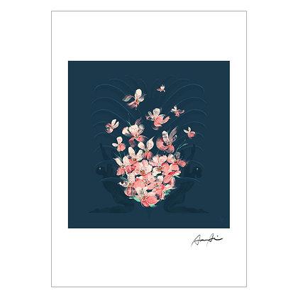 Flight of the Waling-waling | Aaron Asis