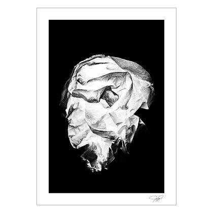 HEAD ON PAPER, STUDY 1 | Jonard Palteng
