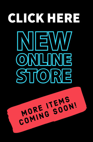 New Online Store!!