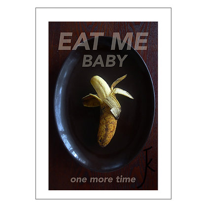 Food Porn Series: EAT ME | Jazel Kristin