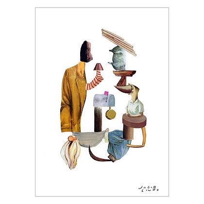 Thoughtform Series: Aug 25 | Jacob Lindo
