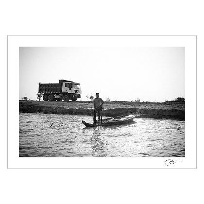 TONLESAP FISHERMAN | Pat Mateo