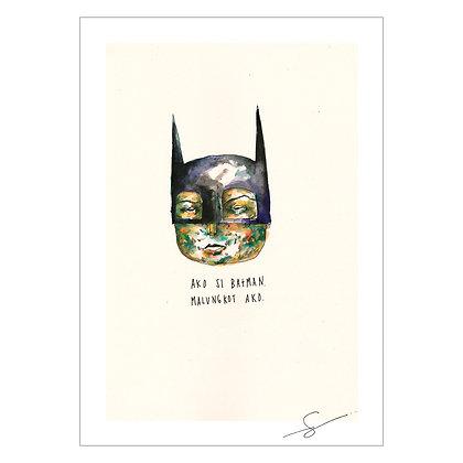 Sad Bruce | Arno Salvador