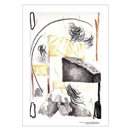 Rhizome Drawings 1   Mariano Batocabe