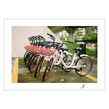 SG Bikes on Film | M.R. Villar