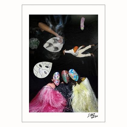 7 Dead Masks   Zeus Bascon
