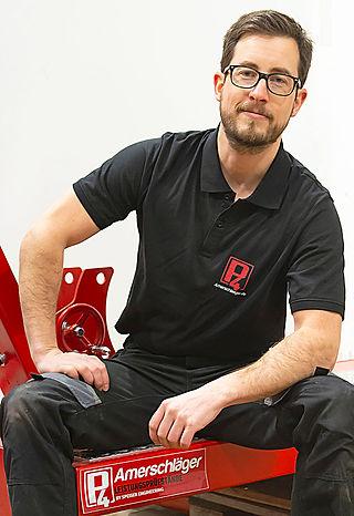 Amerschläger P4 Geschäftsführer R. Speis