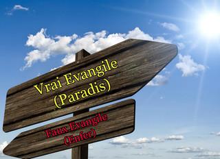Le Vrai Evangile du Salut: Une personne sauvée ne fait pas nécessairement des oeuvres