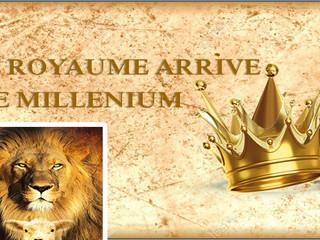 Le Millénium - Le Règne de 1000 ans de Jésus Christ