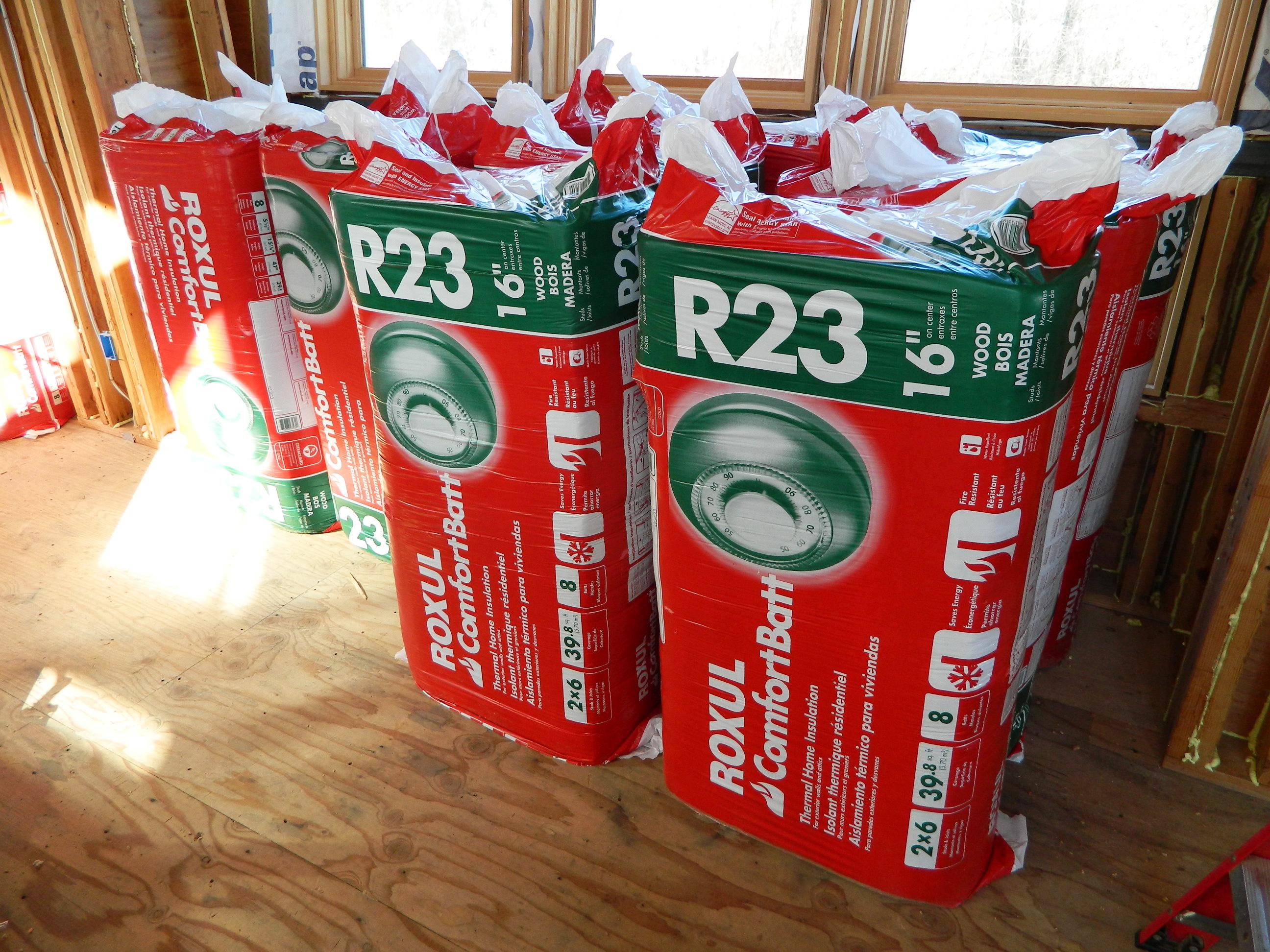 COMFORTBATT® insulation