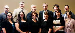 Leaders at Spirit Life Church