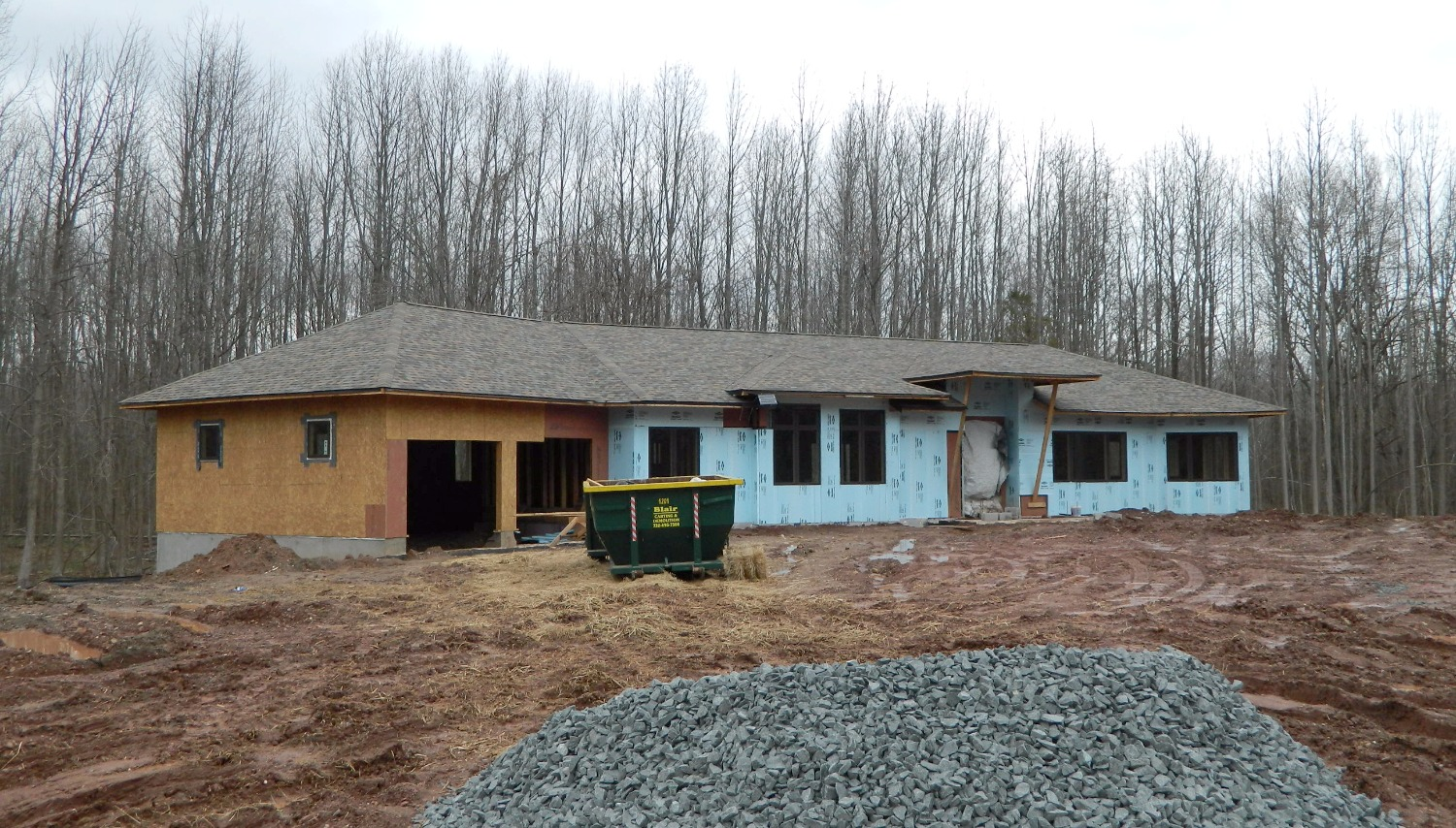 Insulated exterior